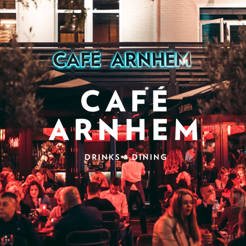 K.O. Company Khalid Oubaha Cafe Arnhem