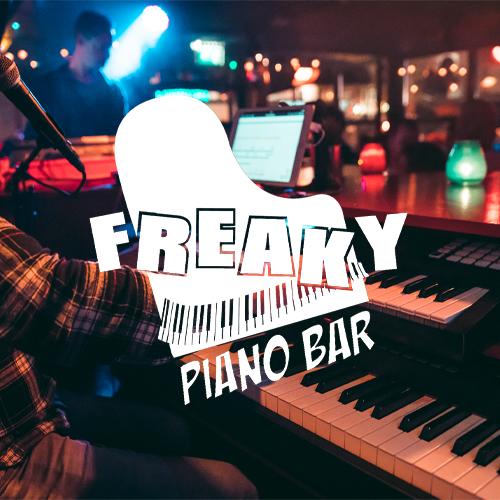 K.O. Company Khalid Oubaha Freaky piano bar Arnhem